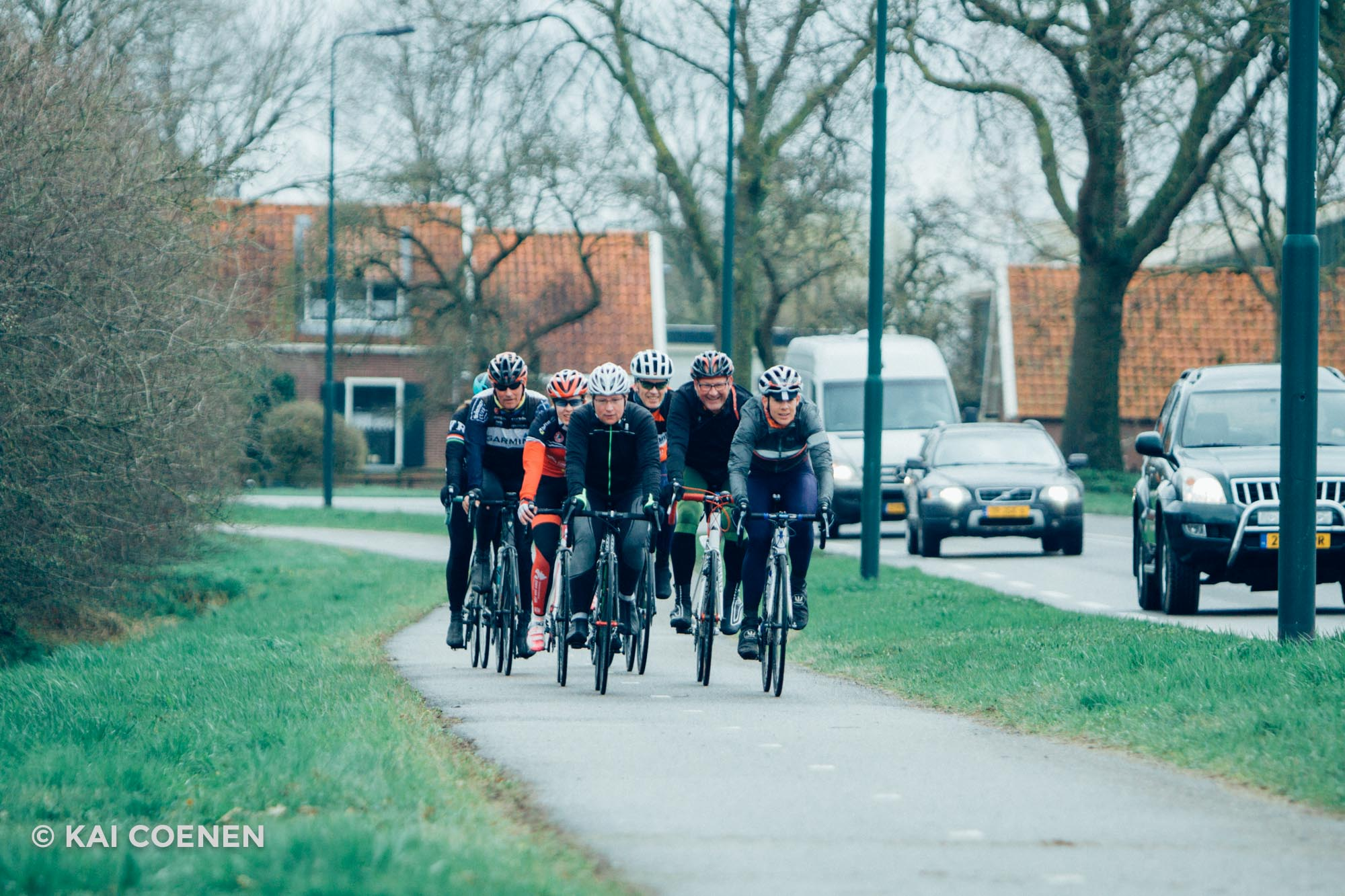 Rapha – Braver then the elements tour